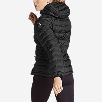 Thumbnail View 2 - Women's Downlight® StormDown® Hooded Jacket