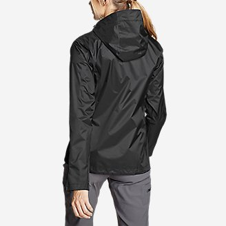 Thumbnail View 2 - Women's Cloud Cap Rain Jacket