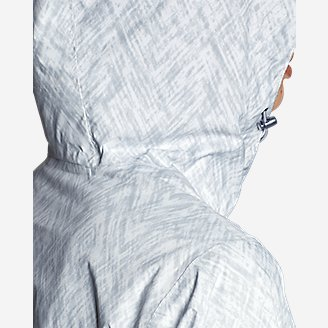 Thumbnail View 3 - Women's Cloud Cap Lightweight Rain Jacket