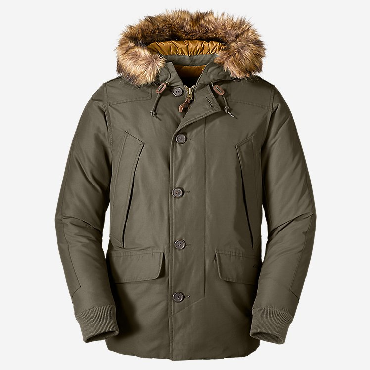 Men's B-9 Down Parka large version