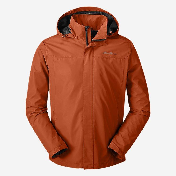 Men's Rainfoil Packable Jacket large version