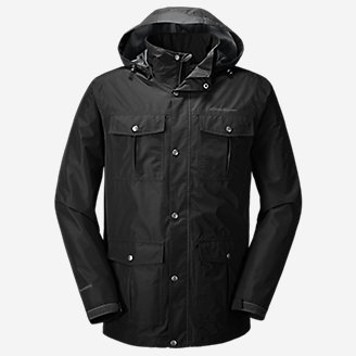 Thumbnail View 1 - Men's Rainfoil® Utility Jacket