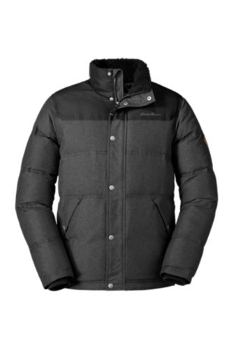 Eddie Bauer Mens Noble Down Jacket