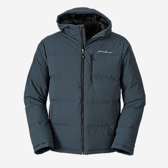 Thumbnail View 1 - Men's Glacier Peak Seamless Stretch Down Hooded Jacket