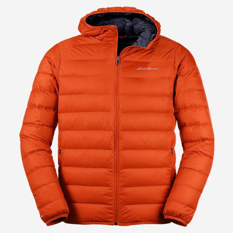 Men's CirrusLite Down Hooded Jacket large version