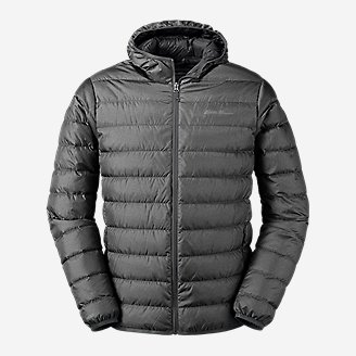 Thumbnail View 1 - Men's CirrusLite Down Hooded Jacket