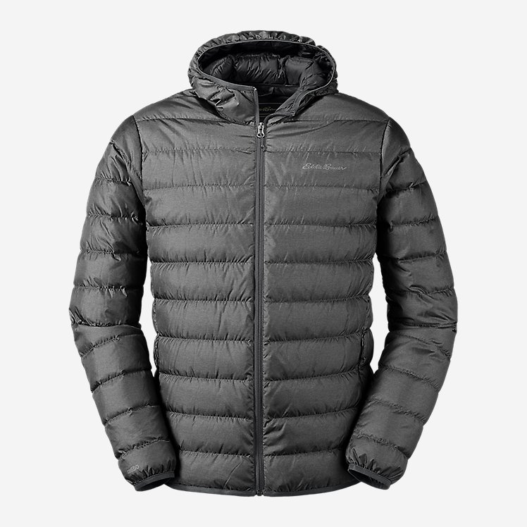 Men's CirrusLite Down Hooded Jacket large version