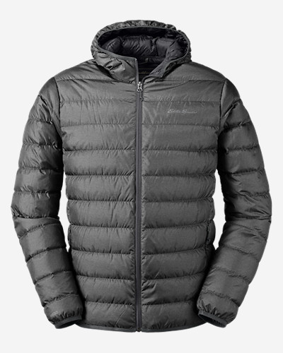 Men's Cirrus Lite Down Hooded Jacket by Eddie Bauer