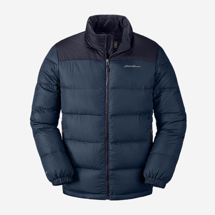 Men's Classic Down Jacket large version