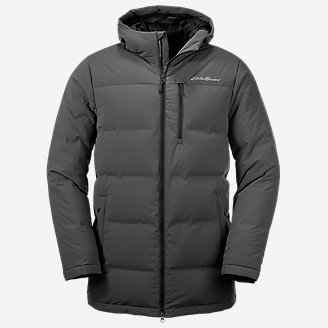 Thumbnail View 1 - Men's Glacier Peak Seamless Stretch Down Parka