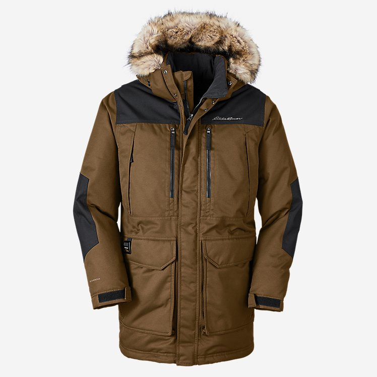 Men's Vinson Ops Down Parka large version