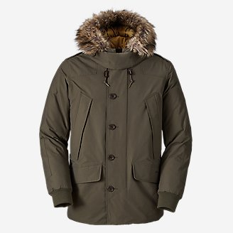 Thumbnail View 1 - Men's B-9 Waterproof Down Parka