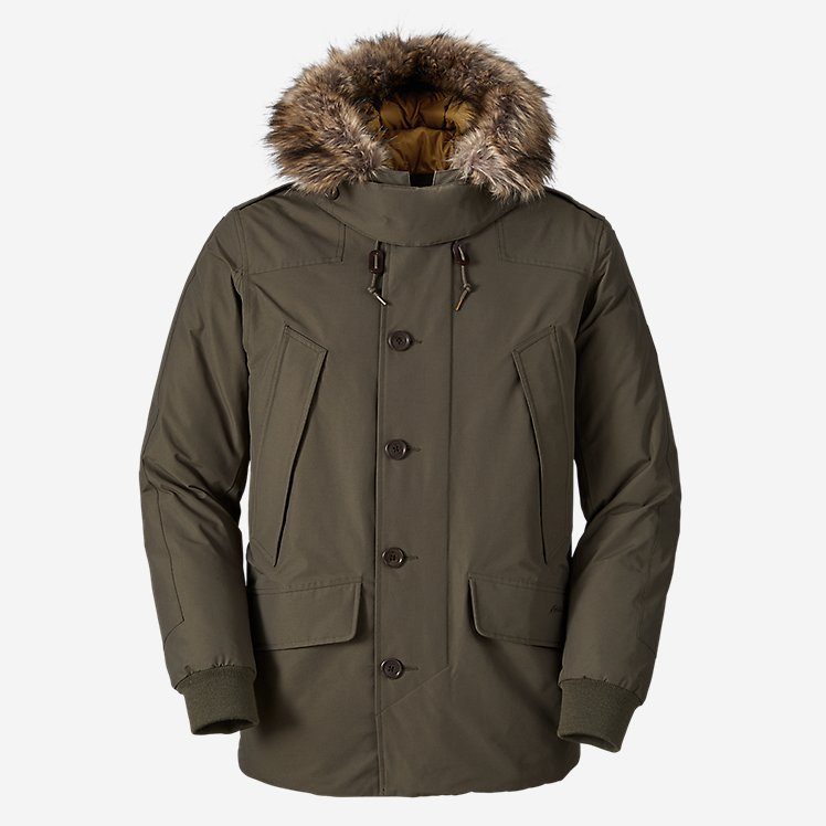 Men's B-9 Waterproof Down Parka large version