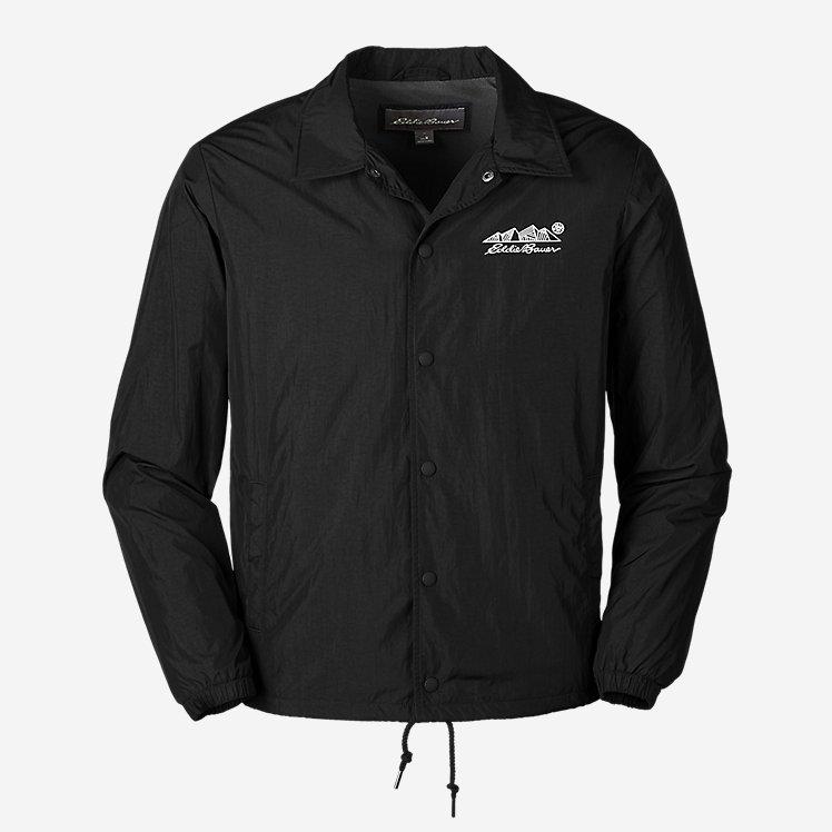Men's Eddie Bauer Coach's Jacket large version