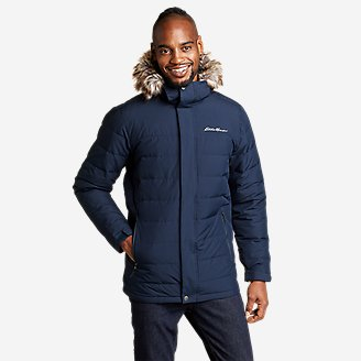Eddie Bauer Men's Boundary Pass Parka (Various Colors)
