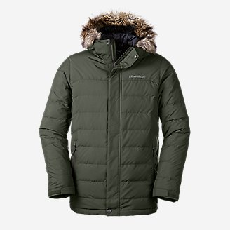 Eddie Bauer Men's Boundary Pass Down Parka
