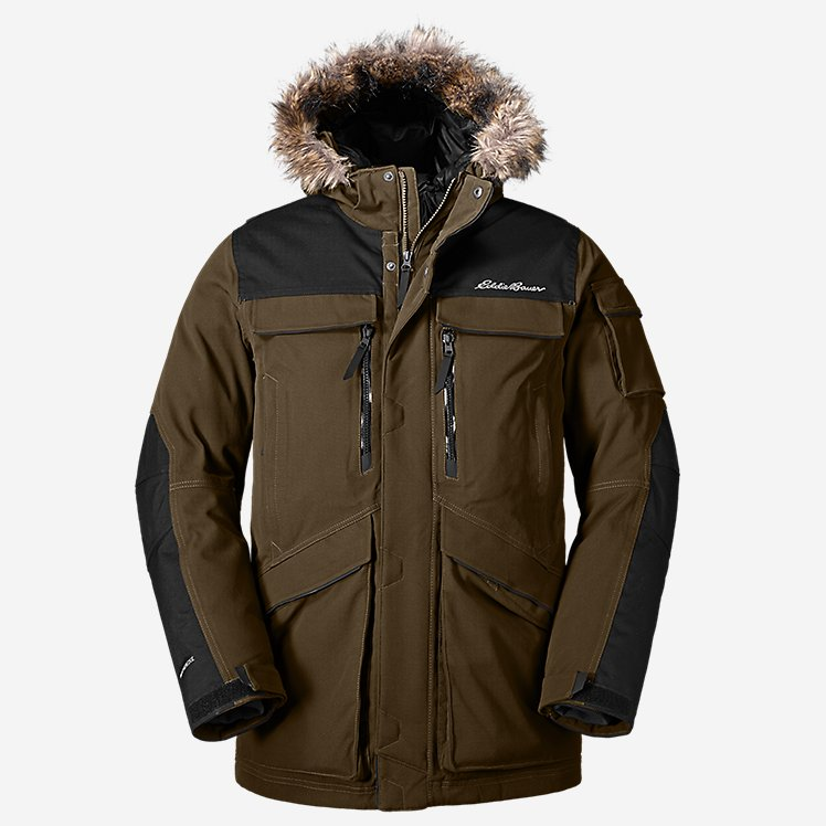 Men's Vinson Down Parka large version