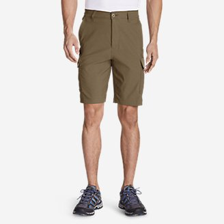 "Thumbnail View 1 - Men's Horizon Guide 10"" Cargo Shorts"