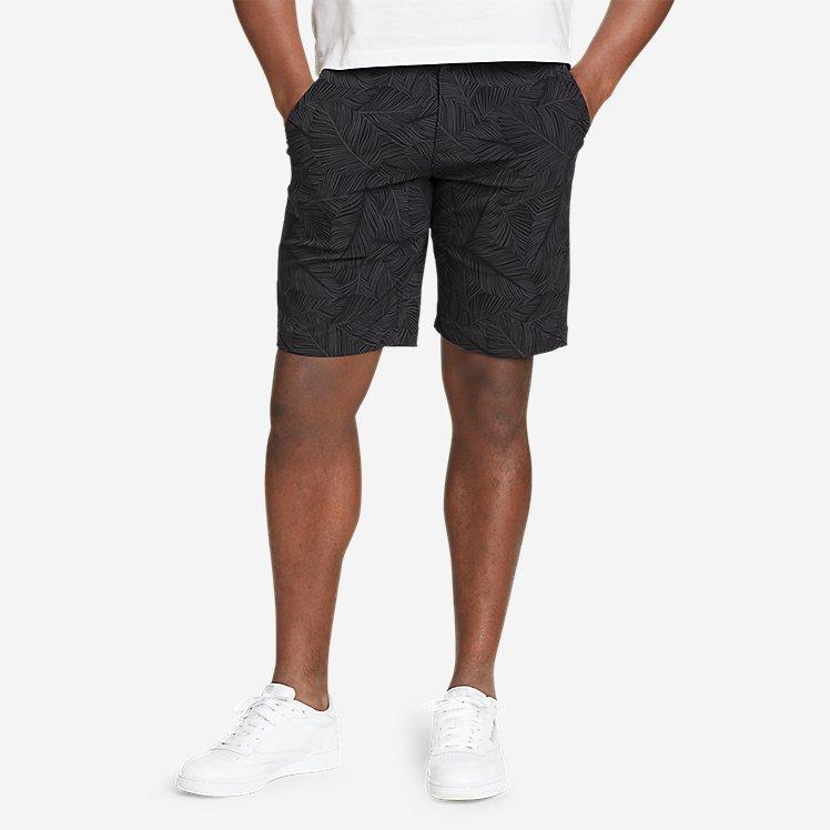 Men's Horizon Guide Chino Shorts - Pattern large version