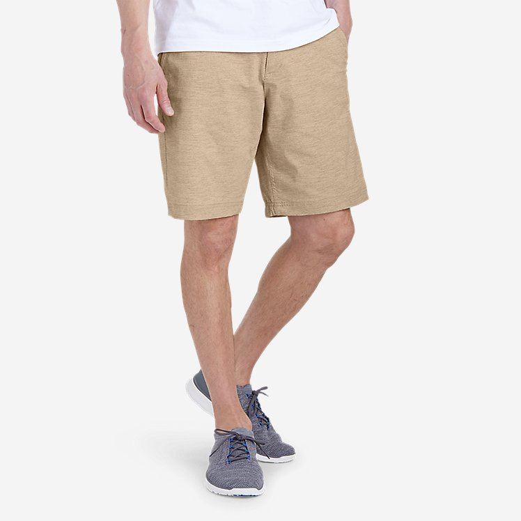 Men's Horizon Guide Chino Shorts - Pattern large version