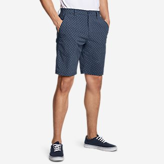 Thumbnail View 1 - Men's Horizon Guide Chino Shorts - Pattern
