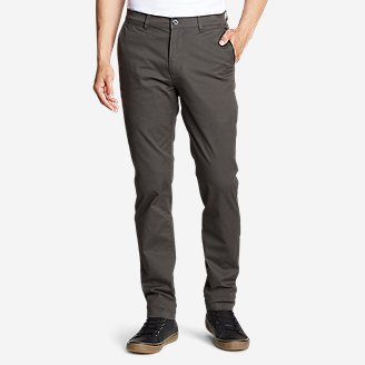 Thumbnail View 1 - Men's Legend Wash Flex Chino Pants - Slim