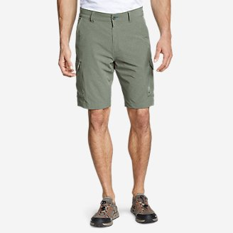 Thumbnail View 1 - Men's Amphib Cargo Shorts