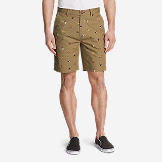 Thumbnail View 1 - Men's Camano Shorts - Print
