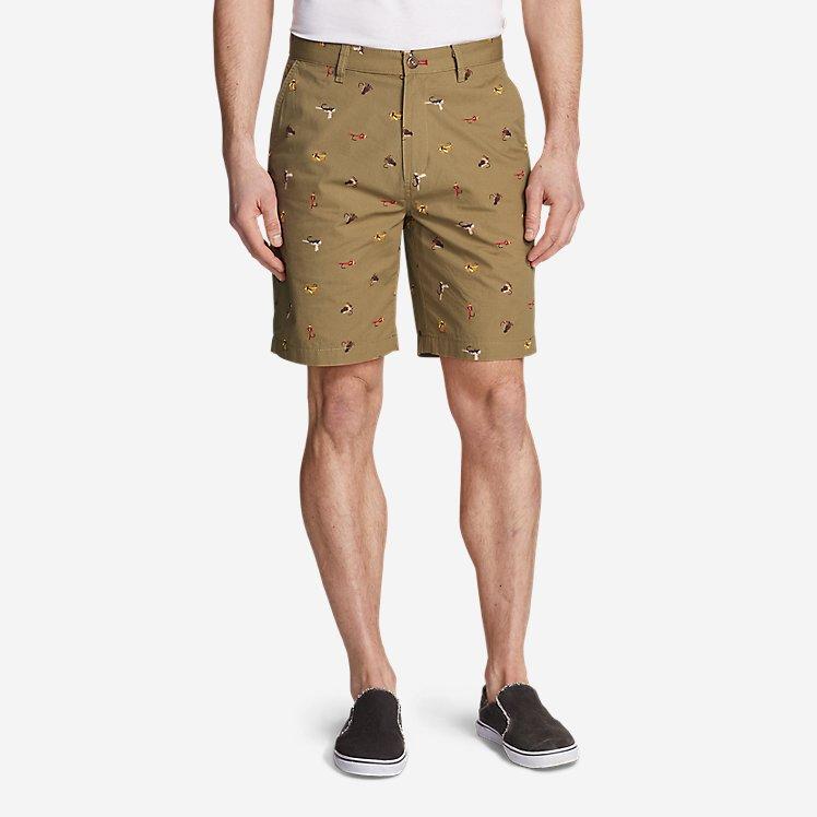 Men's Camano Shorts - Print large version