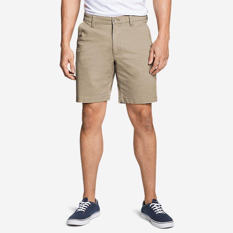 "Men's Legend Wash Flex Chino 9"" Shorts large version"