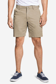 "Men's Legend Wash Flex Chino 9"" Shorts - Slim"