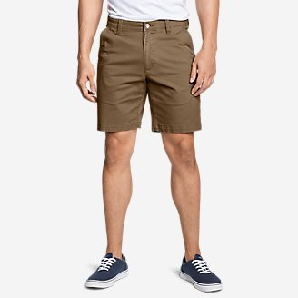 "Thumbnail View 1 - Men's Legend Wash Flex Chino 9"" Shorts"