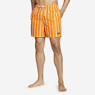 Thumbnail View 1 - Men's Volley Swim Shorts