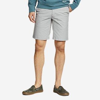 Eddie Bauer Mens Voyager Flex 10 Chino Shorts
