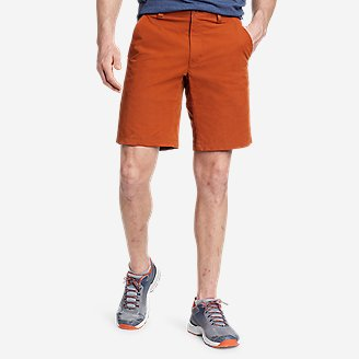 "Thumbnail View 1 - Men's Voyager Flex 10"" Chino Shorts"
