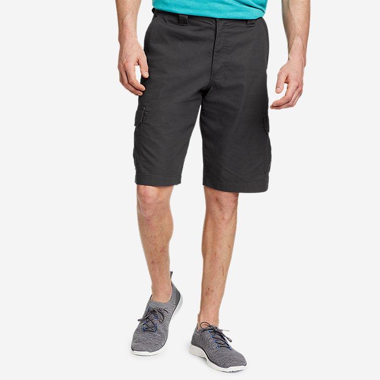 Men's Timber Edge Ripstop Cargo Shorts large version