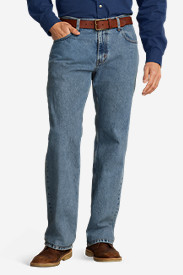 Men's Relaxed Fit Essential Jeans