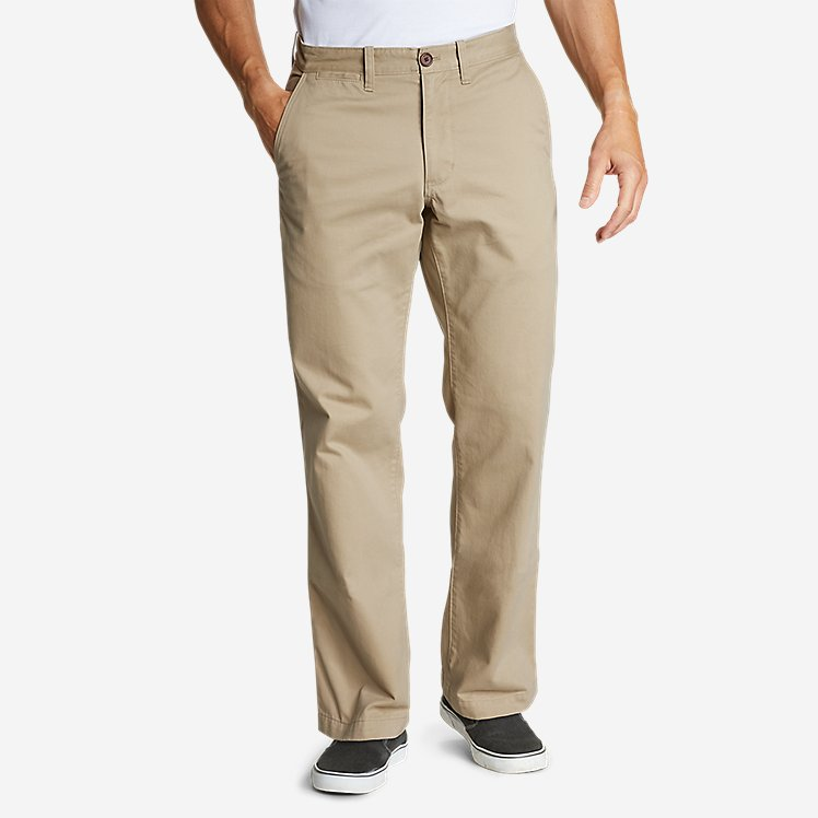 Men's Legend Wash Chino Pants - Classic Fit large version