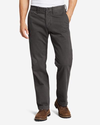Eddie Bauer Men's Legend Wash Chino Pants - Classic Fit