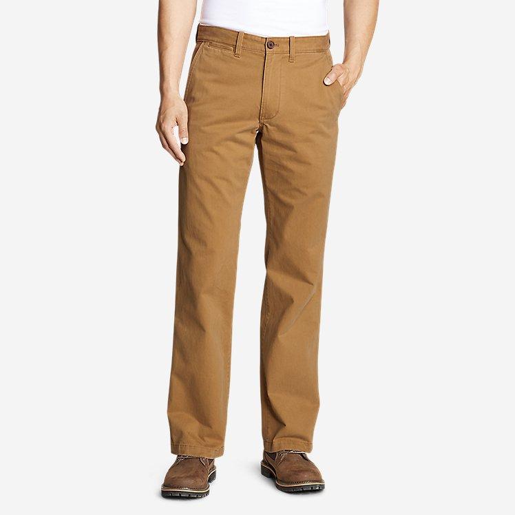 Men's Legend Wash Chino Pants - Classic Fit large version