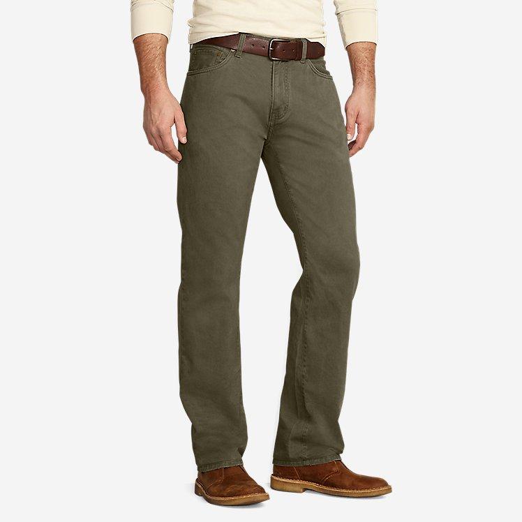 Men's Legend Wash Jeans - Straight Fit large version