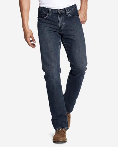 Eddie Bauer Men's Authentic Jeans - Straight Fit