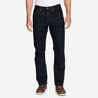 Thumbnail View 1 - Men's Authentic Jeans - Straight Fit