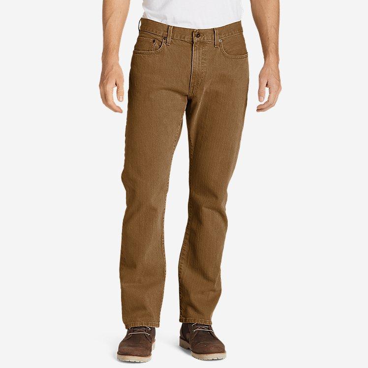 Men's Flex Jeans - Straight Fit large version