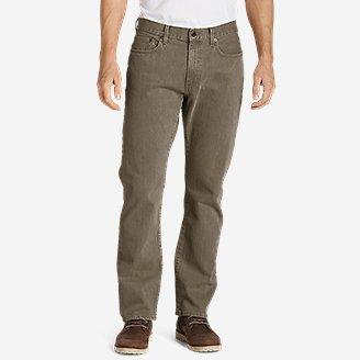 Thumbnail View 1 - Men's Flex Jeans - Straight Fit