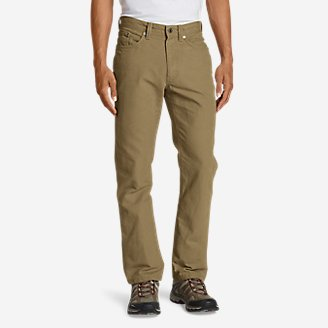Thumbnail View 1 - Men's Mountain Jeans - Straight Fit