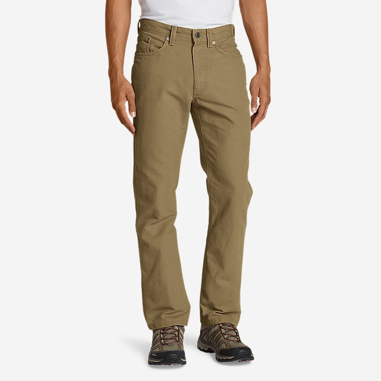 Men's Mountain Jeans - Straight Fit large version