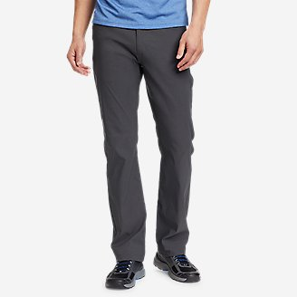 Thumbnail View 1 - Men's Horizon Guide Five-Pocket Jeans - Straight Fit