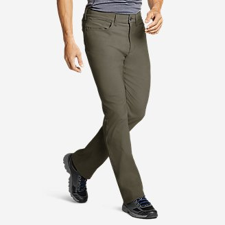 Thumbnail View 1 - Men's Horizon Guide Five-Pocket Pants - Straight Fit