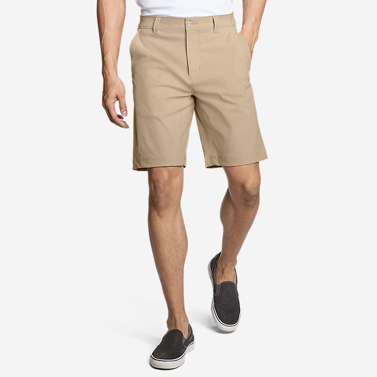 "Men's Horizon Guide 10"" Chino Shorts large version"